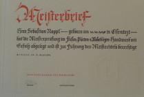 Plattenleger, Sebastian Rappl, Feldmoching